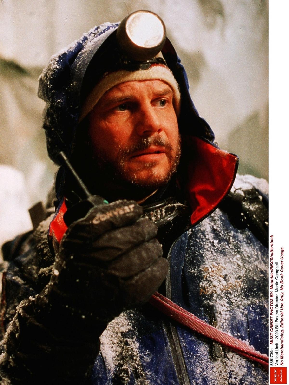 Bill Paxton zagrał też w filmie Granice Wytrzymałości