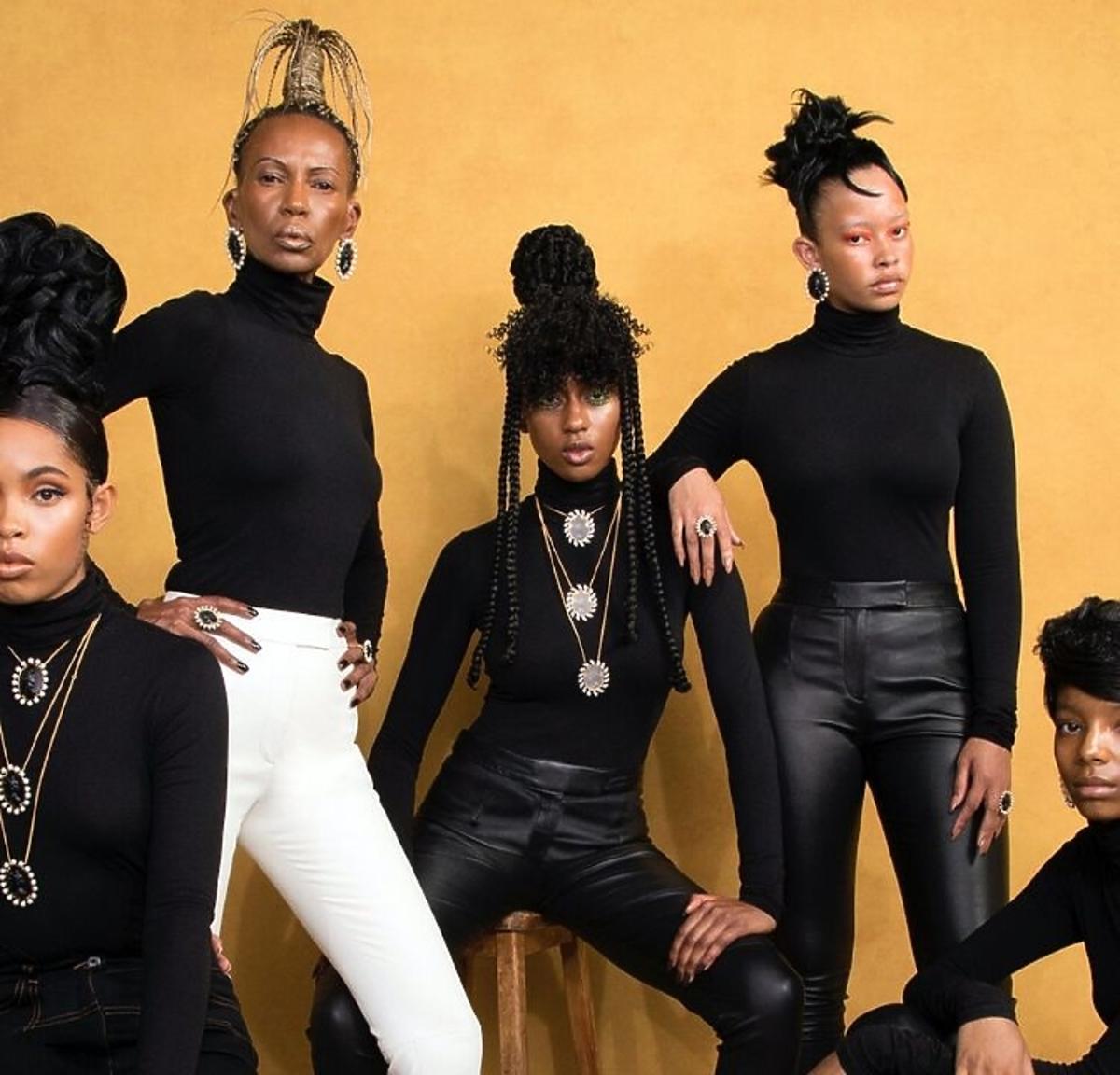 Biżuteria Fenty-nowa kampania bizuterii Fenty by Rihanna