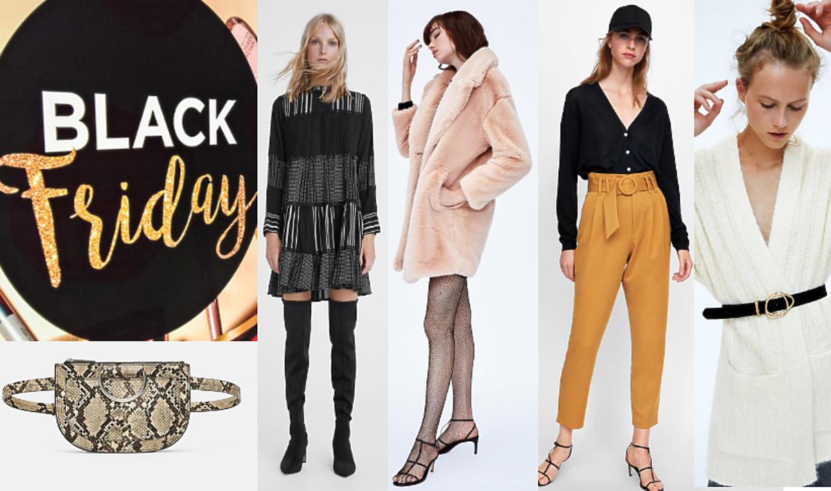 Black Friday 2018 Zara.