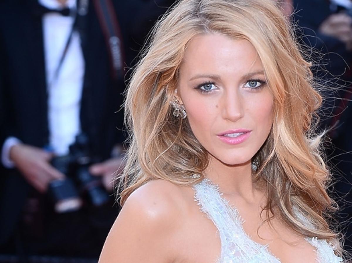 Blake Lively już nie jest blondynką