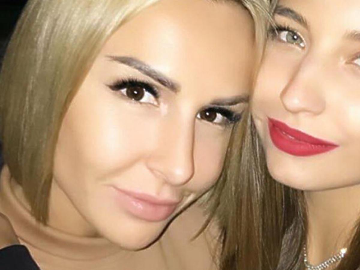 Blanka Lipińska i Julia Wieniawa