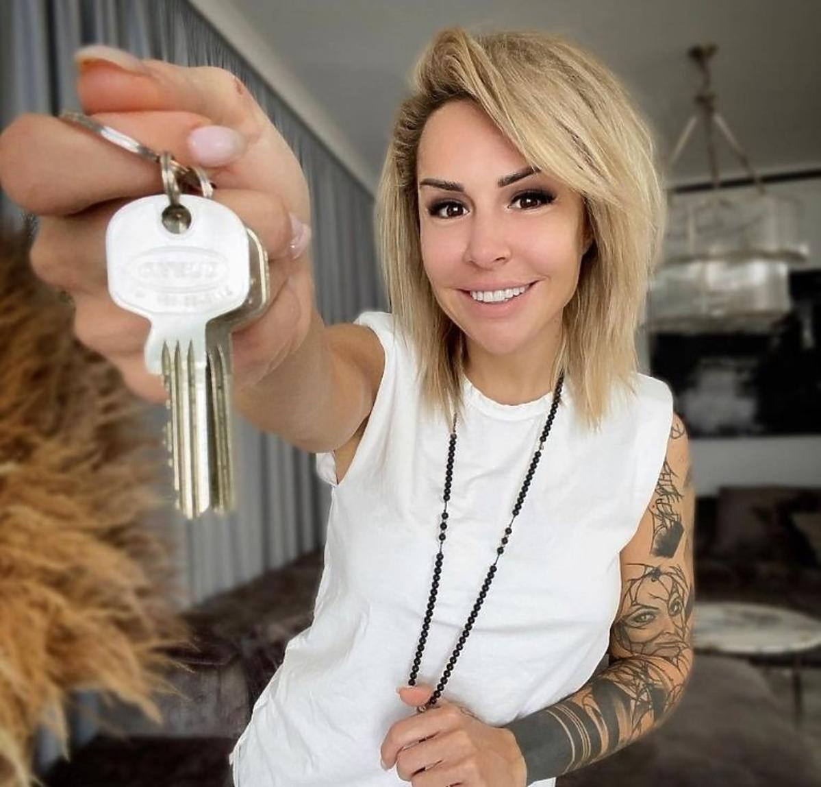 Blanka Lipińska kupiła mieszkanie