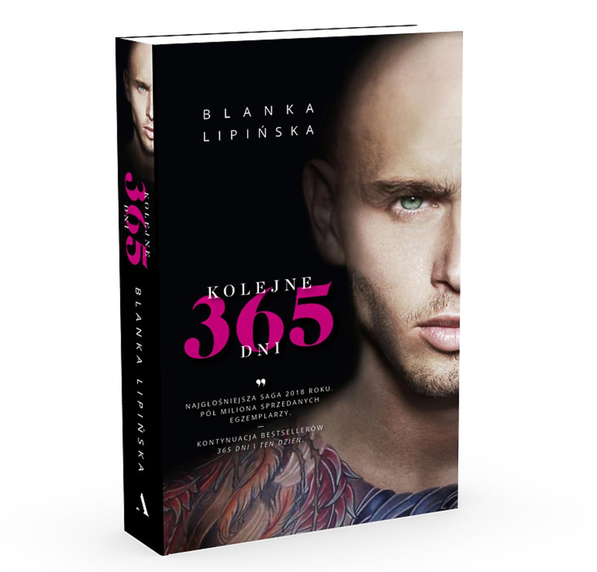 Blanka Lipińska - nowa książka