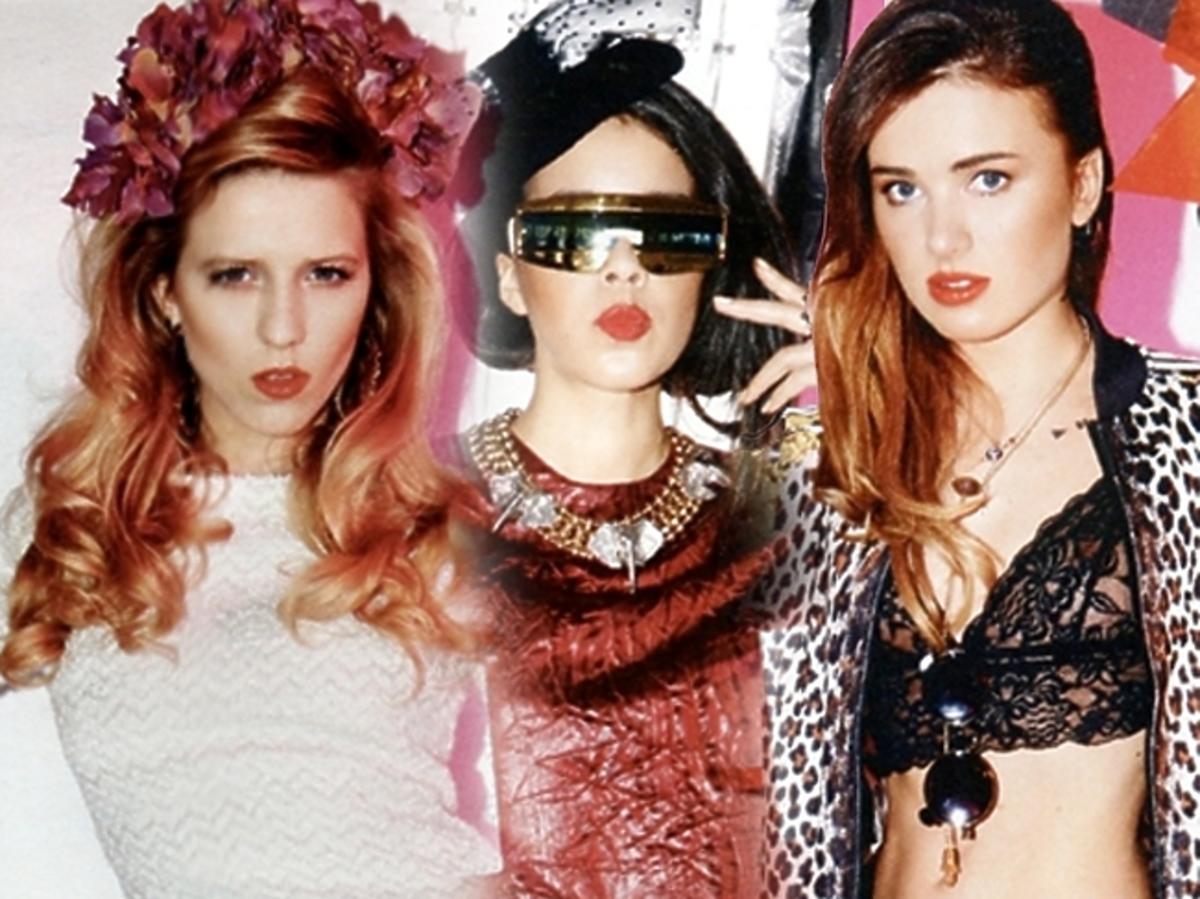 Blogerki jako światowe gwiazdy w sesji dla Glamour