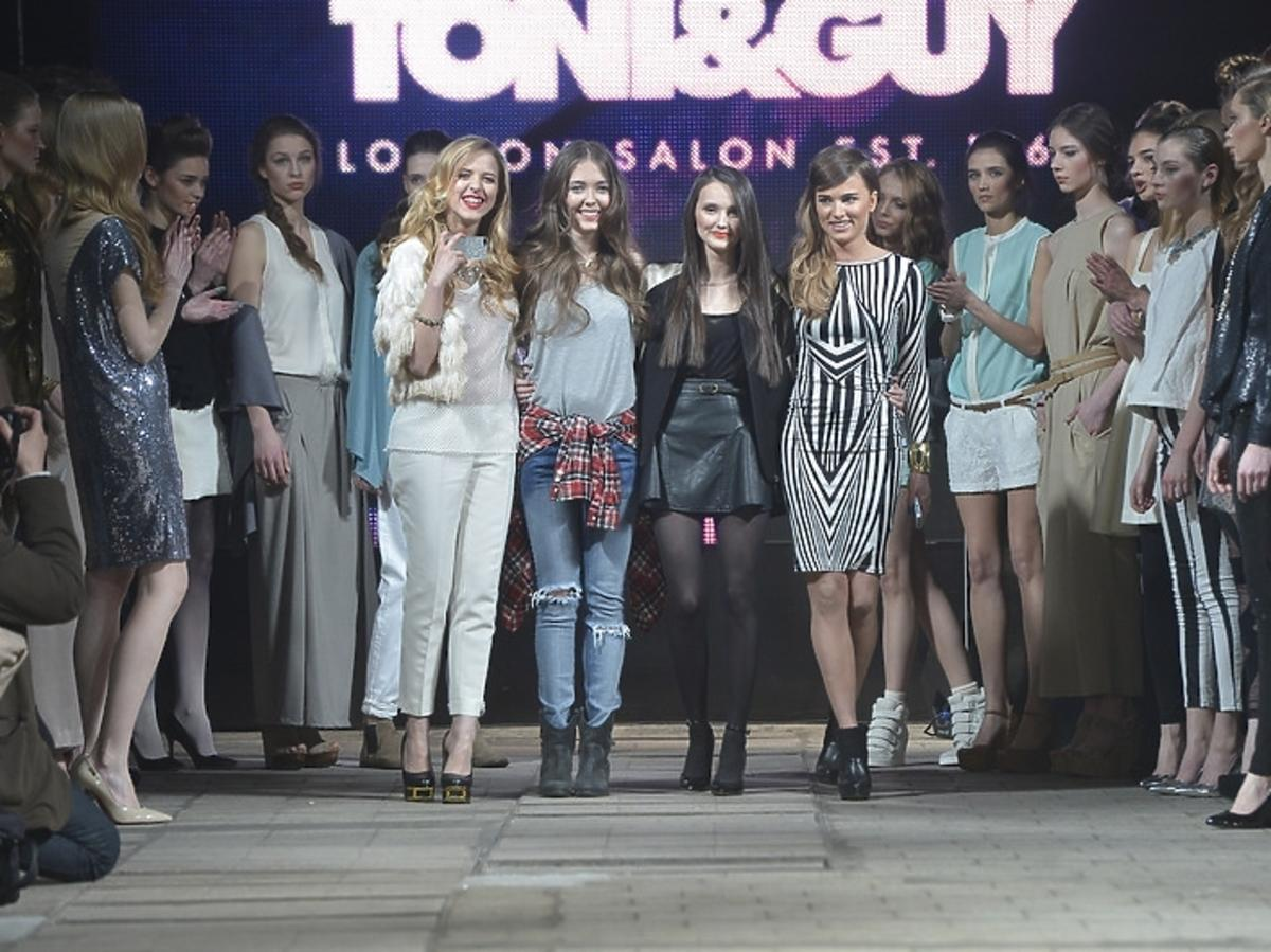 Blogerki na Warsaw Fashion Weekend