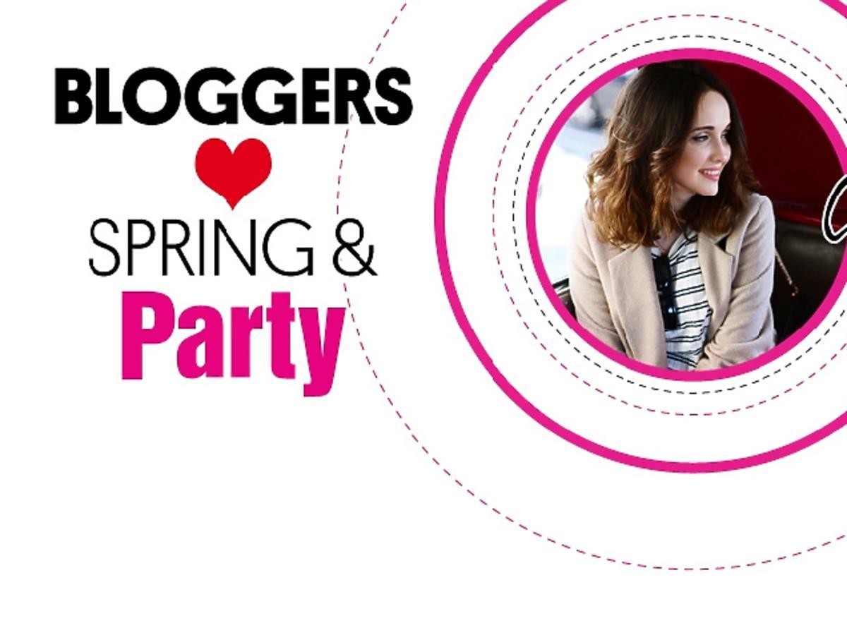 Bloggers love Party - dziewczyna Cajmel