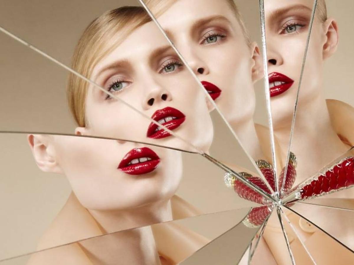 Błyszczyk do ust zaprojektowany  przez Christiana Louboutina