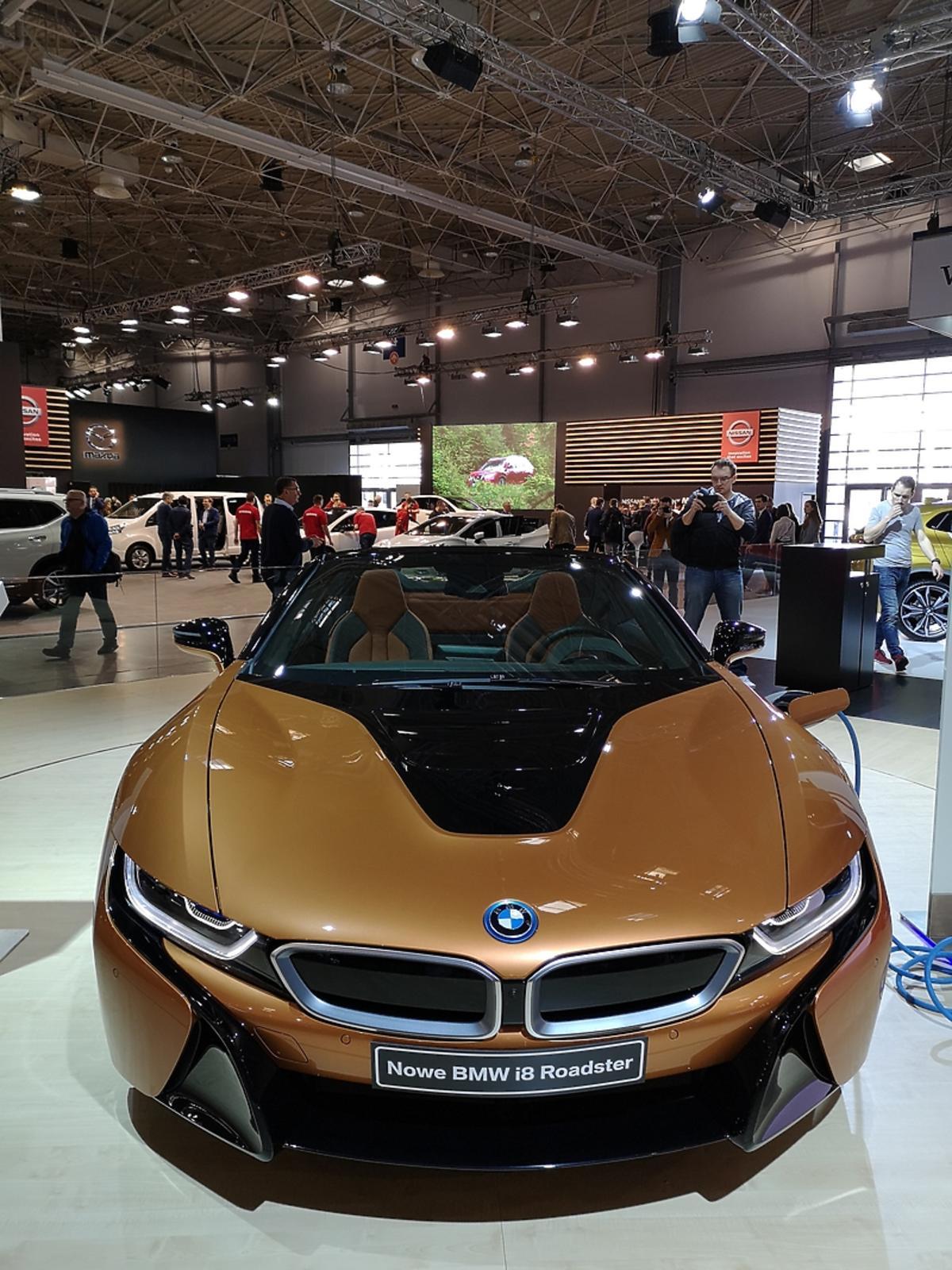 BMW na Poznań Motor Show 2018