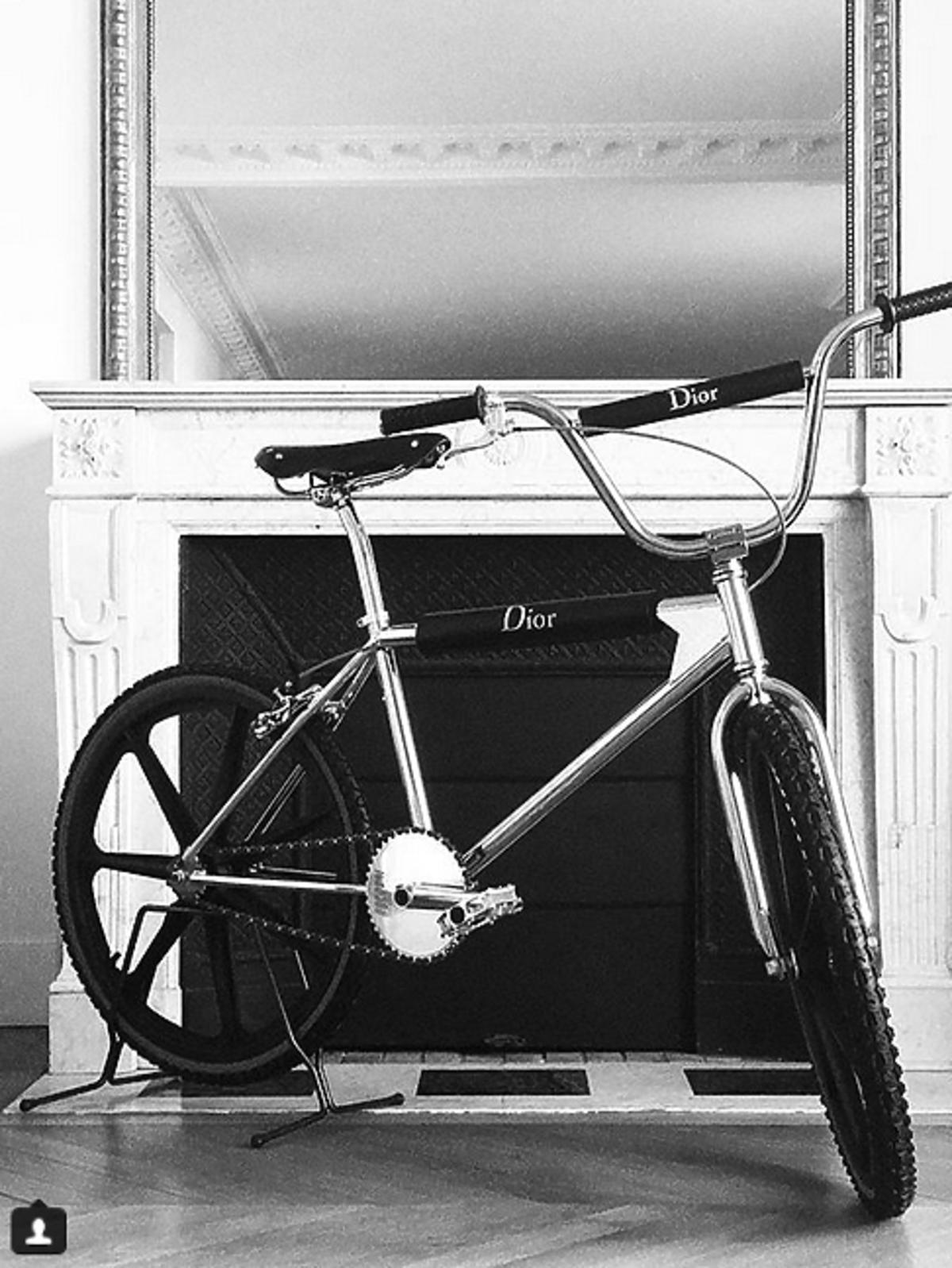BMX od Dior Homme