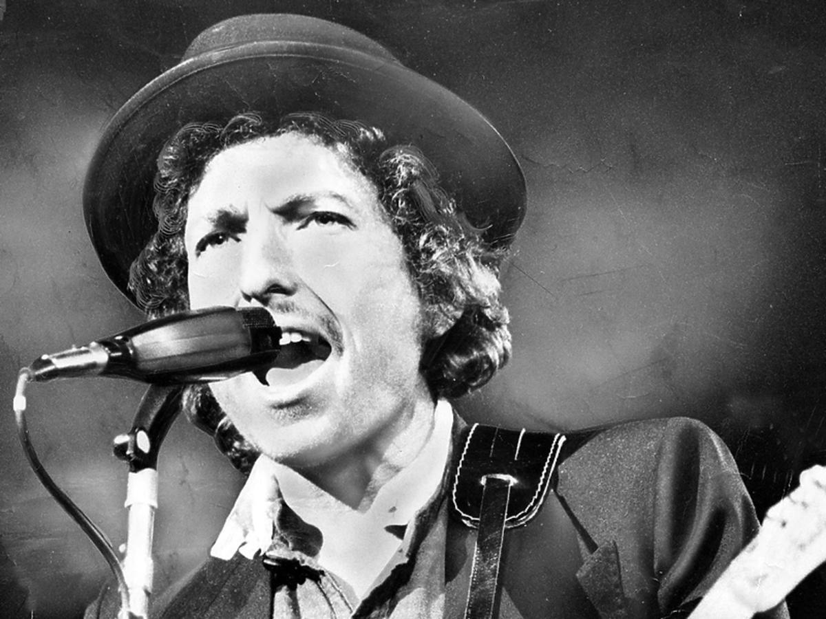 Bob Dylan otrzymał Nagrodę Nobla