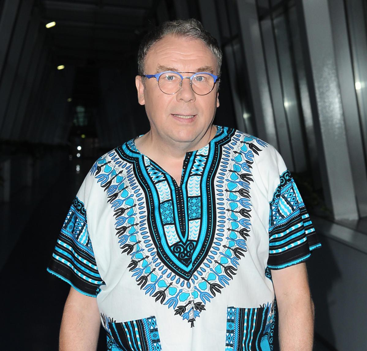 Bogdan Kalus w Tańcu z Gwiazdami