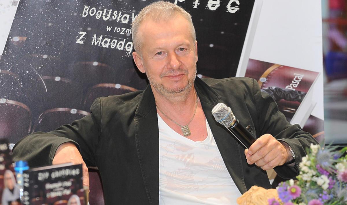 Bogusław Linda wściekły na stację TVN