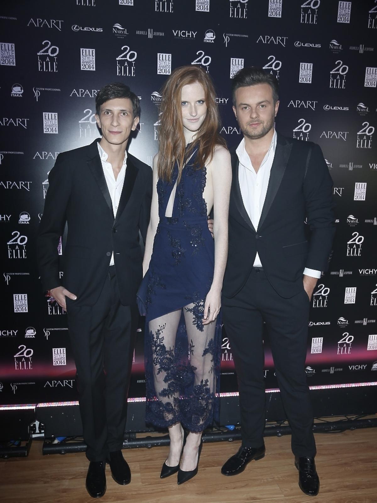 Bohoboco na Elle Style Awards 2014