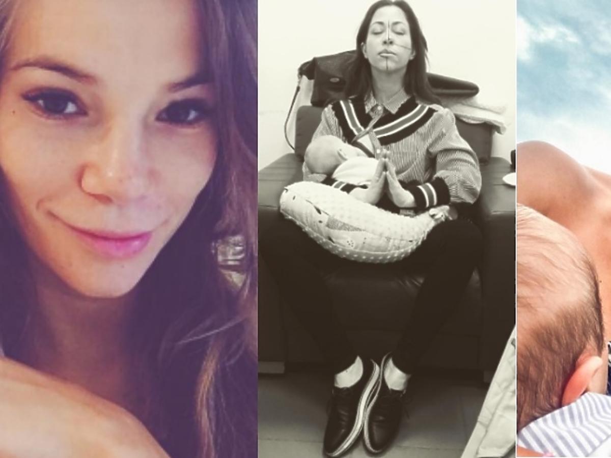 Bohosiewicz, Kukulska i inne... Te gwiazdy karmią piersią, tak jak Anna Lewandowska!