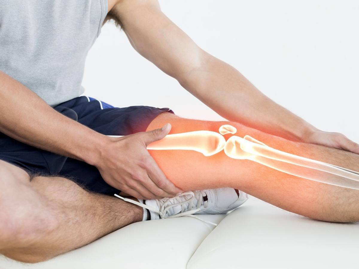 Boląca noga