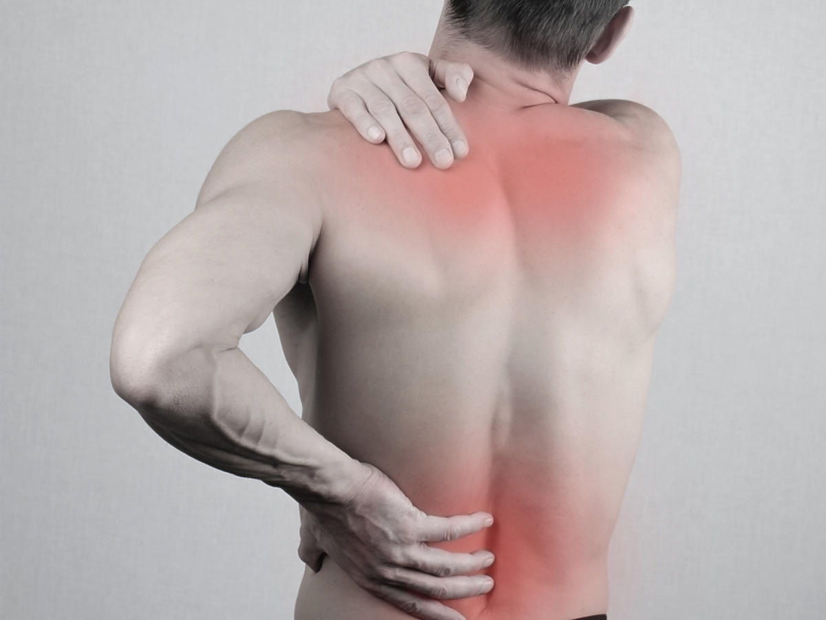 bolące mięśnie