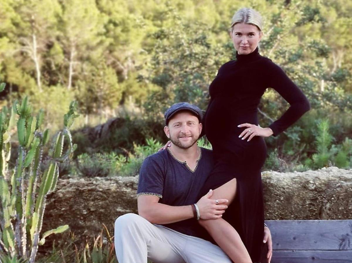 Borys Szyc i Justyna Nagłowska zostaną rodzicami