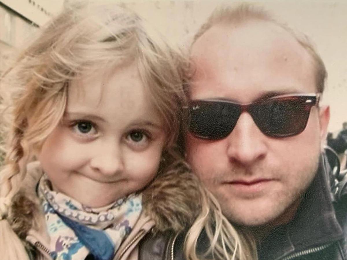 Borys Szyc pokazał córkę. Sonia ma już 16 lat!