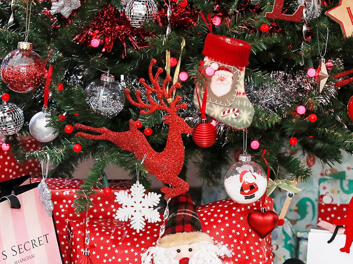 Boże Narodzenie w gronie 5 osób