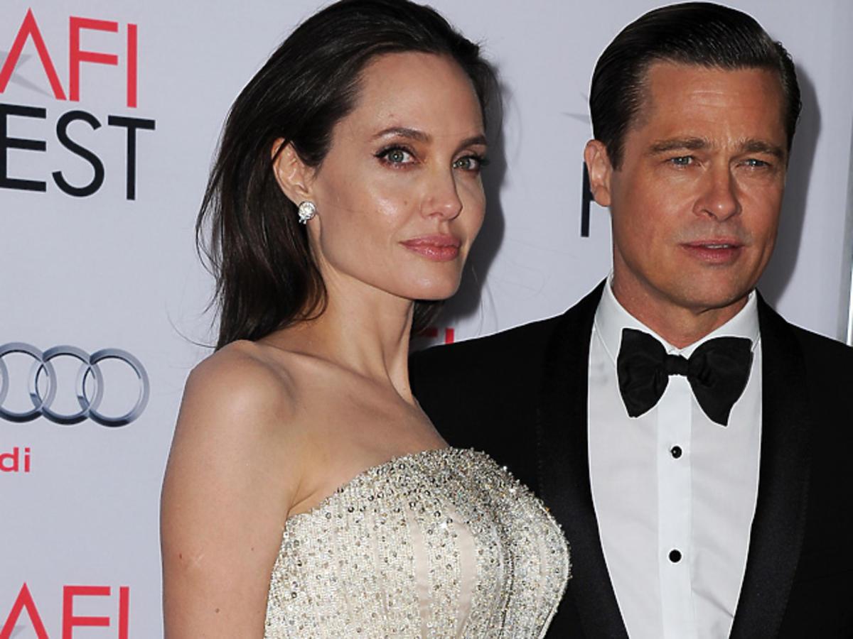 Brad Pitt chce rozwodu z Angeliną Jolie?