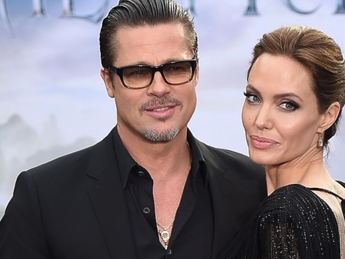 Brad Pitt o ślubie z Angeliną Jolie