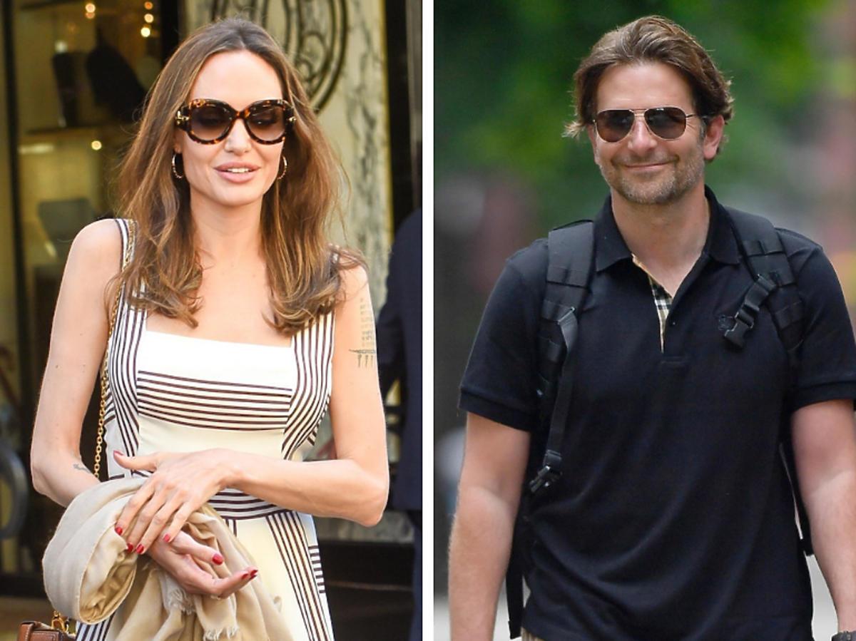 Bradley Cooper i Angelina Jolie są parą?