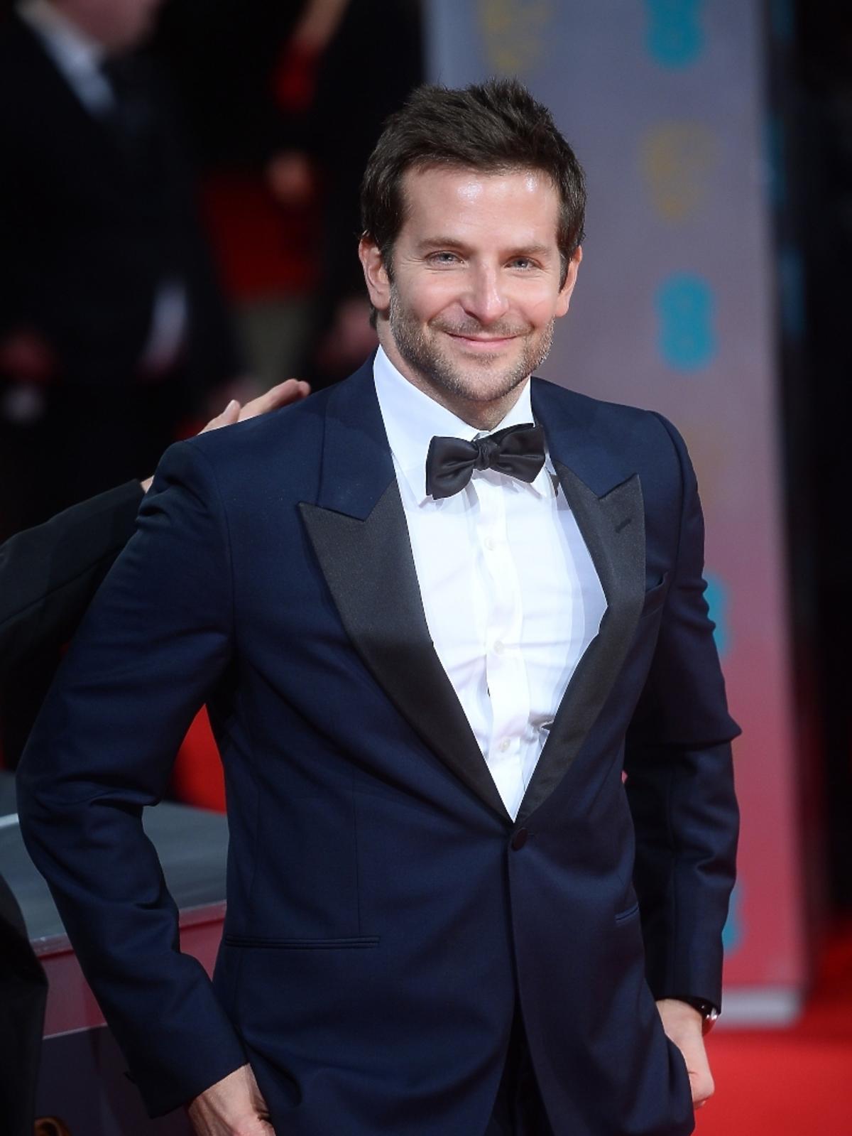 Bradley Cooper na BAFTA 2014