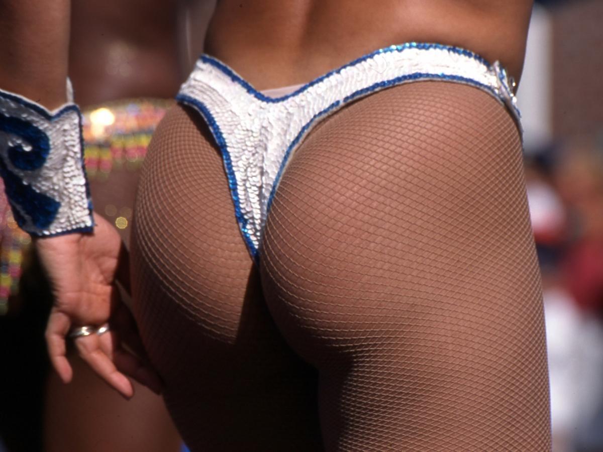 brazylijskie pośladki