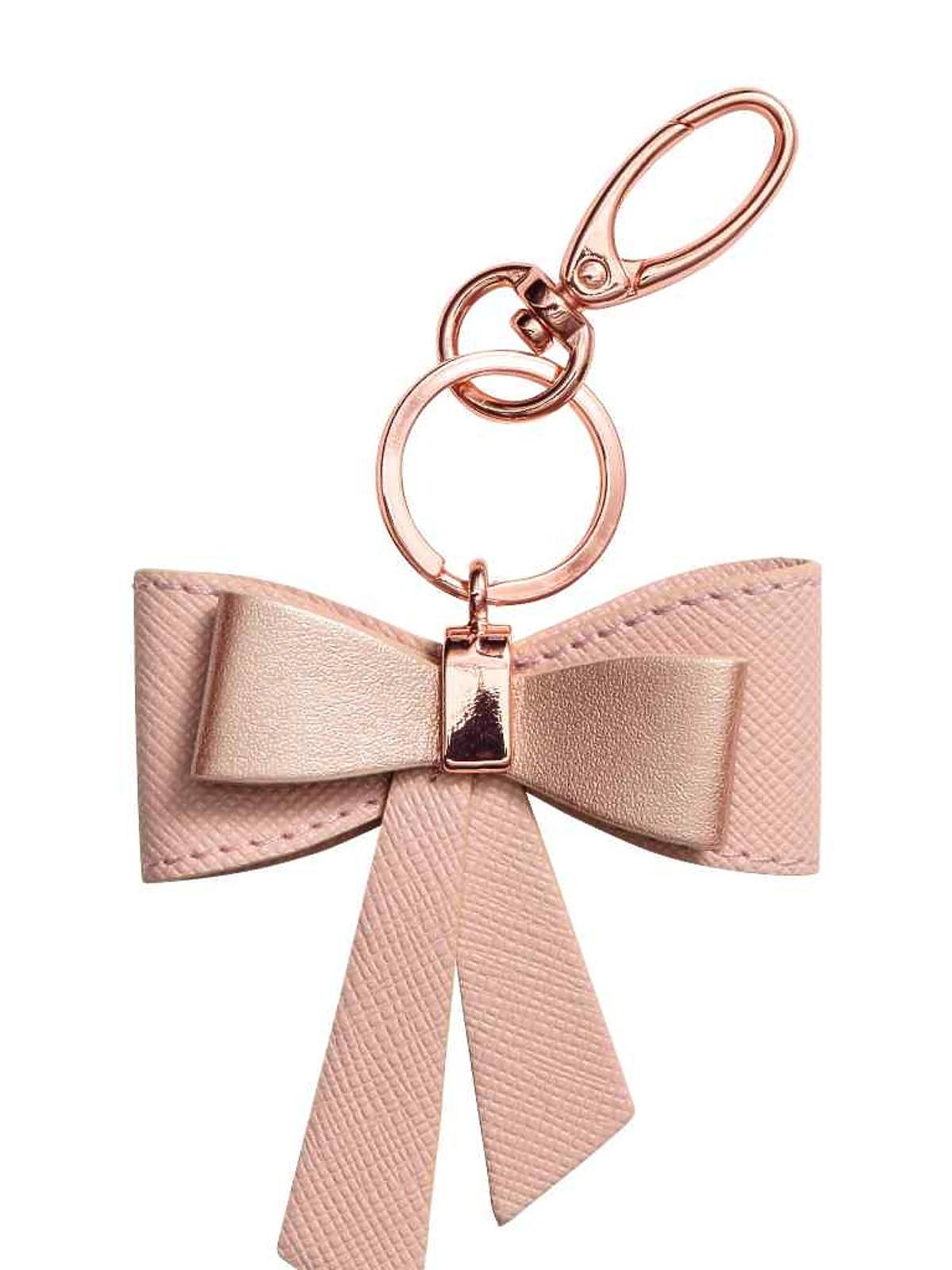 Brelok do torebki, kluczy kokarda, H&M, cena: 19,90 zł