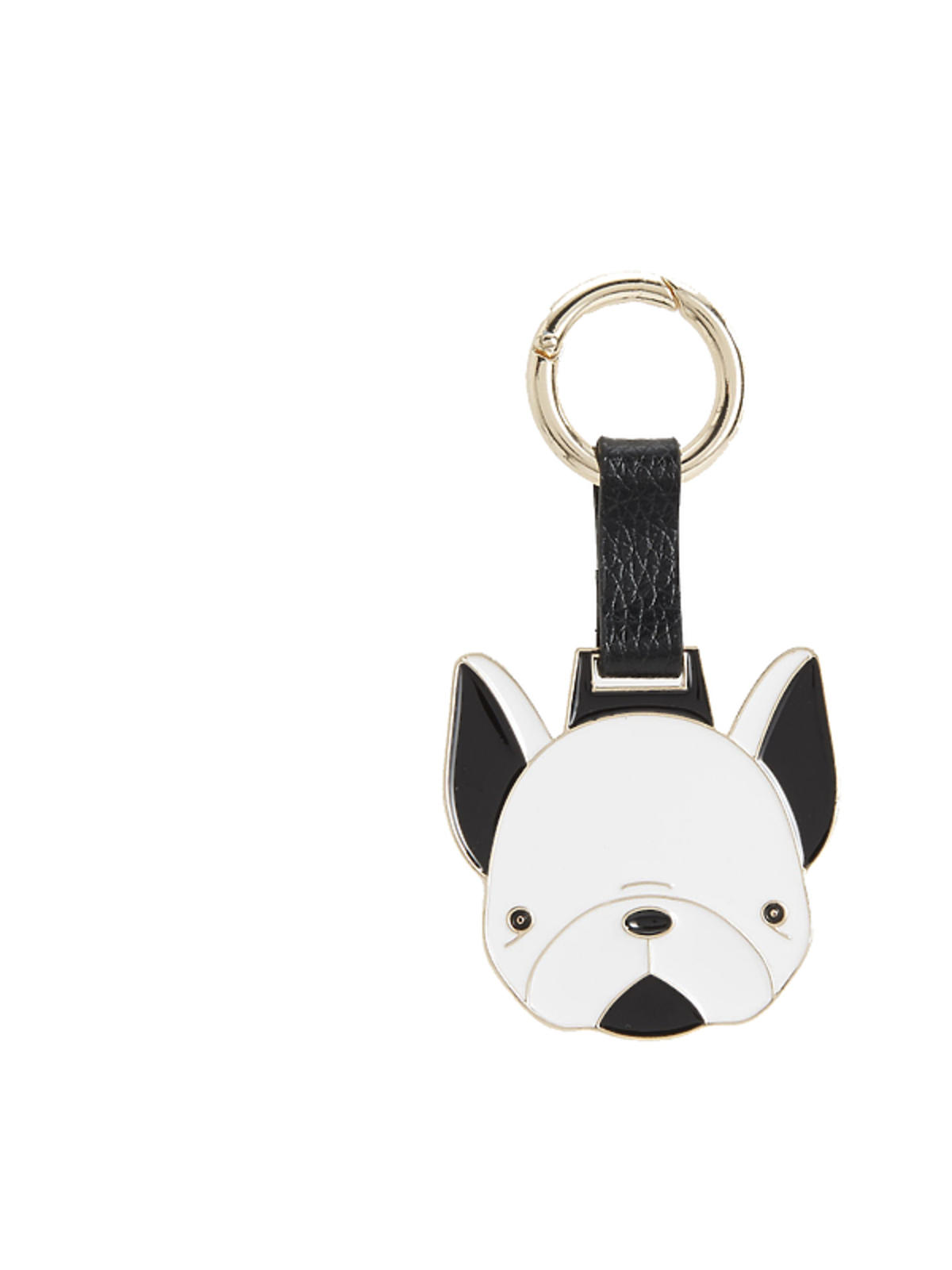Brelok do torebki, kluczy pies - buldog Reserved, cena: 19,99 zł