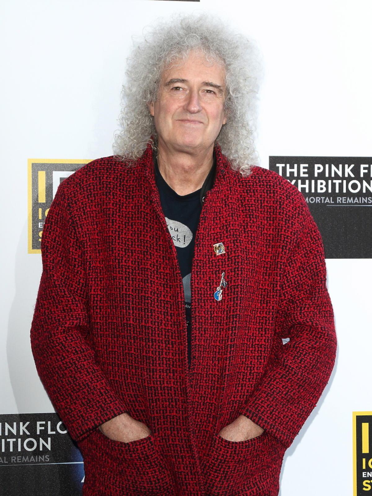 Brian May  zespół Queen