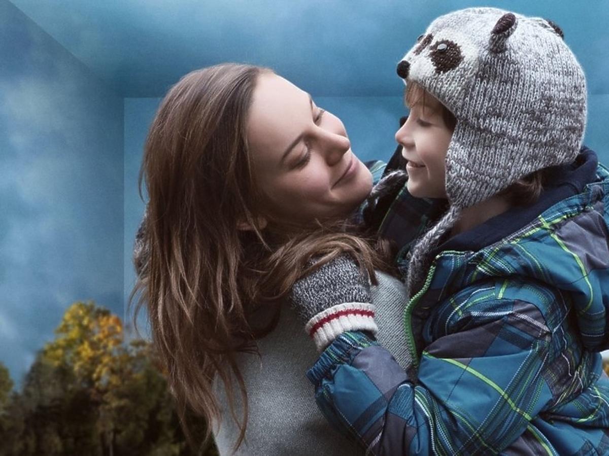 Brie Larson i Jacom Tremblay w filmie Pokój