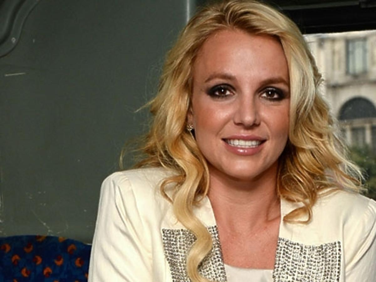 Britney Spears podczas koncertu w Las Vegas