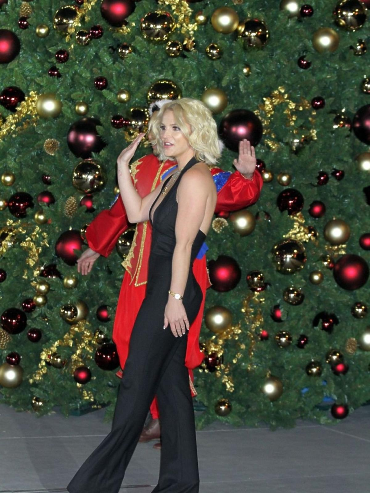 Britney Spears w dzwonach