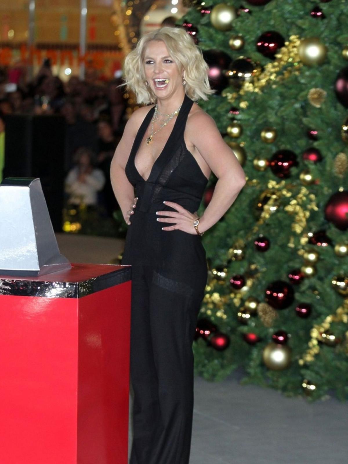 Britney Spears w krótkich włosach