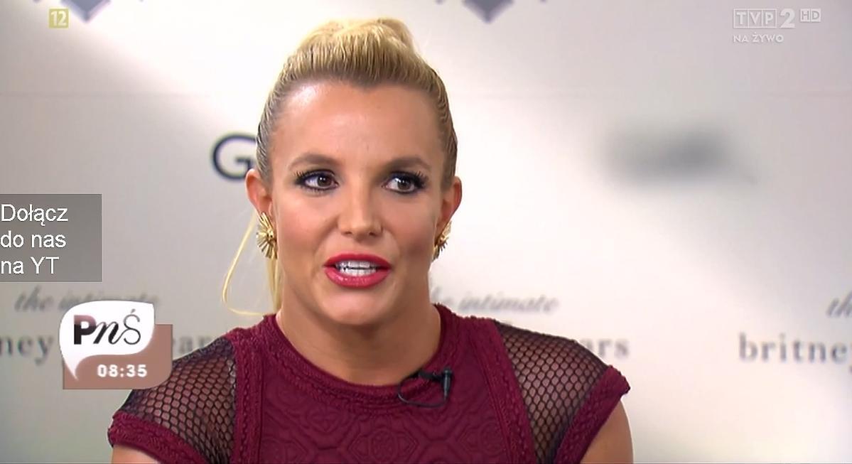 Britney Spears w Pytaniu na Śniadanie