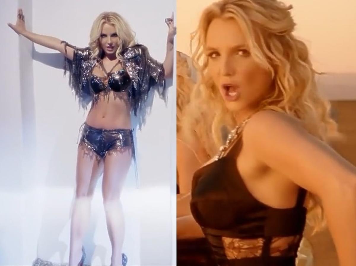 Britney Spears Wor Bitch teledysk