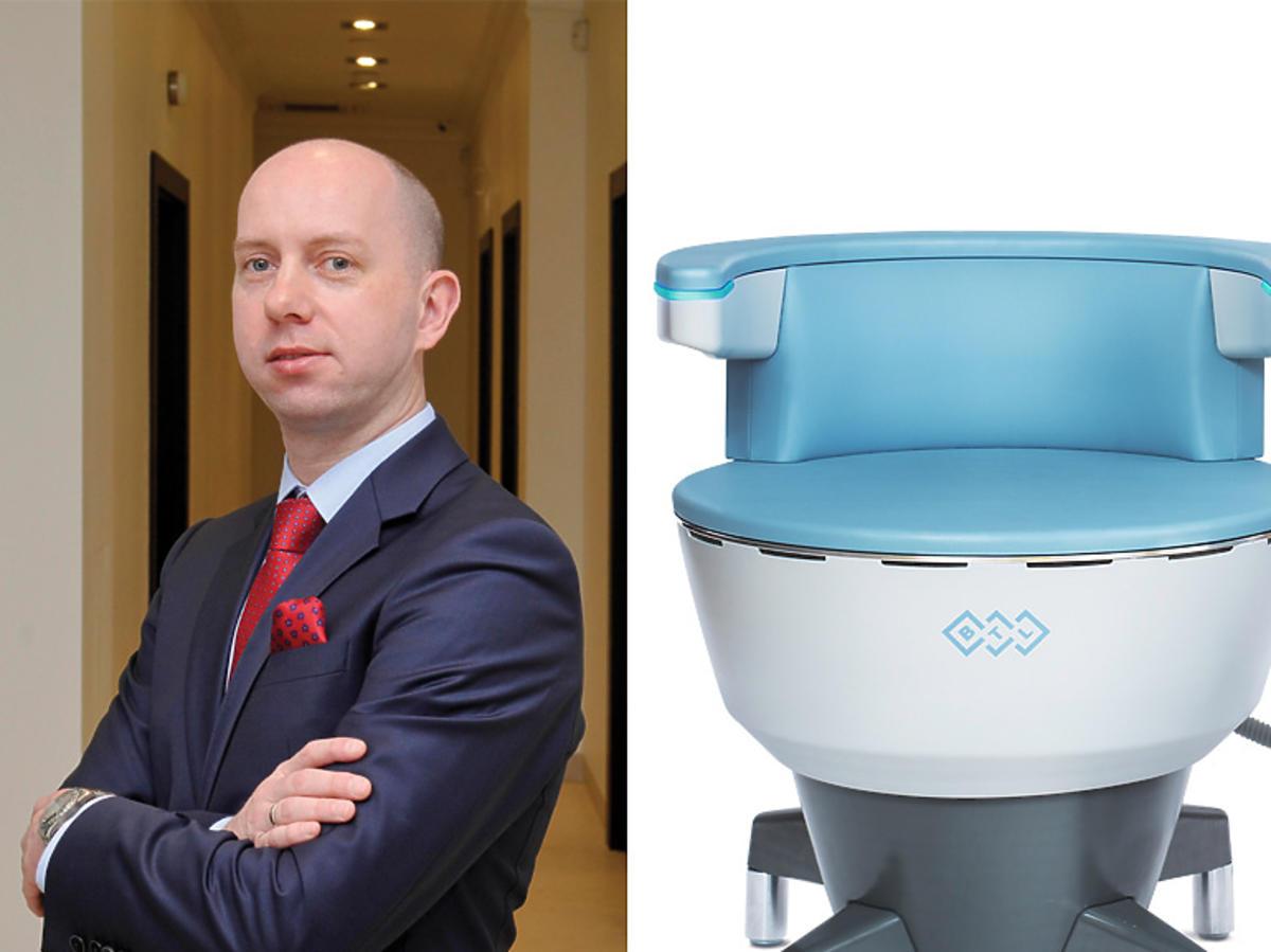 Sławomir Sobusiak, dyrektor zarządzający BTL