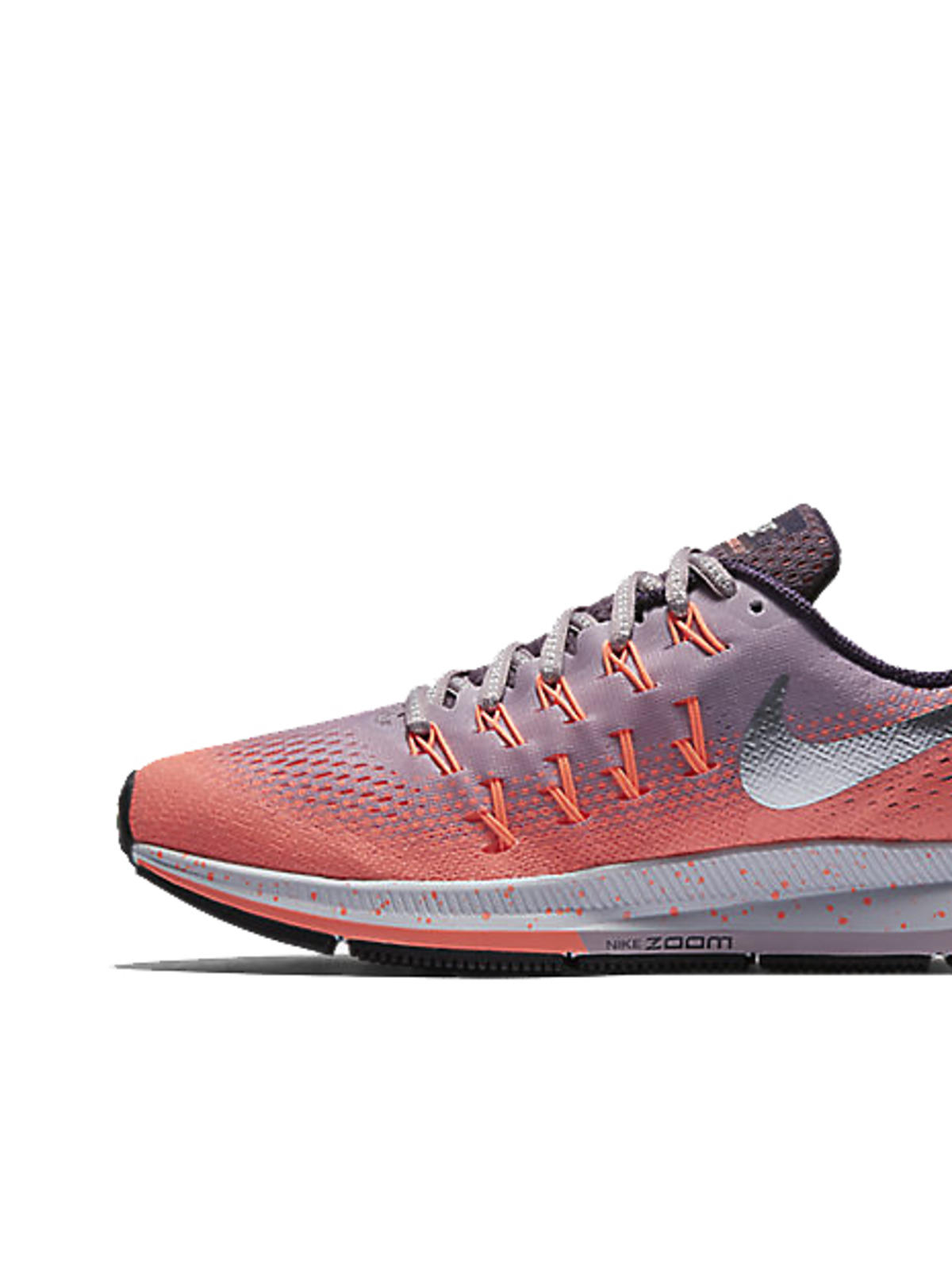 Buty do biegania Nike Air Zoom Pegasus różowe 2017