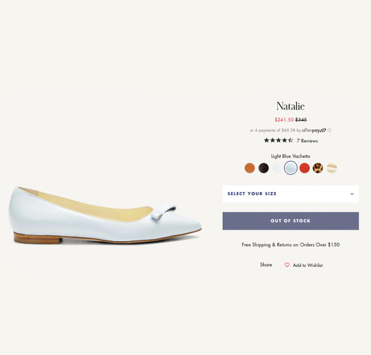 buty Meghan Markle na wyprzedaży