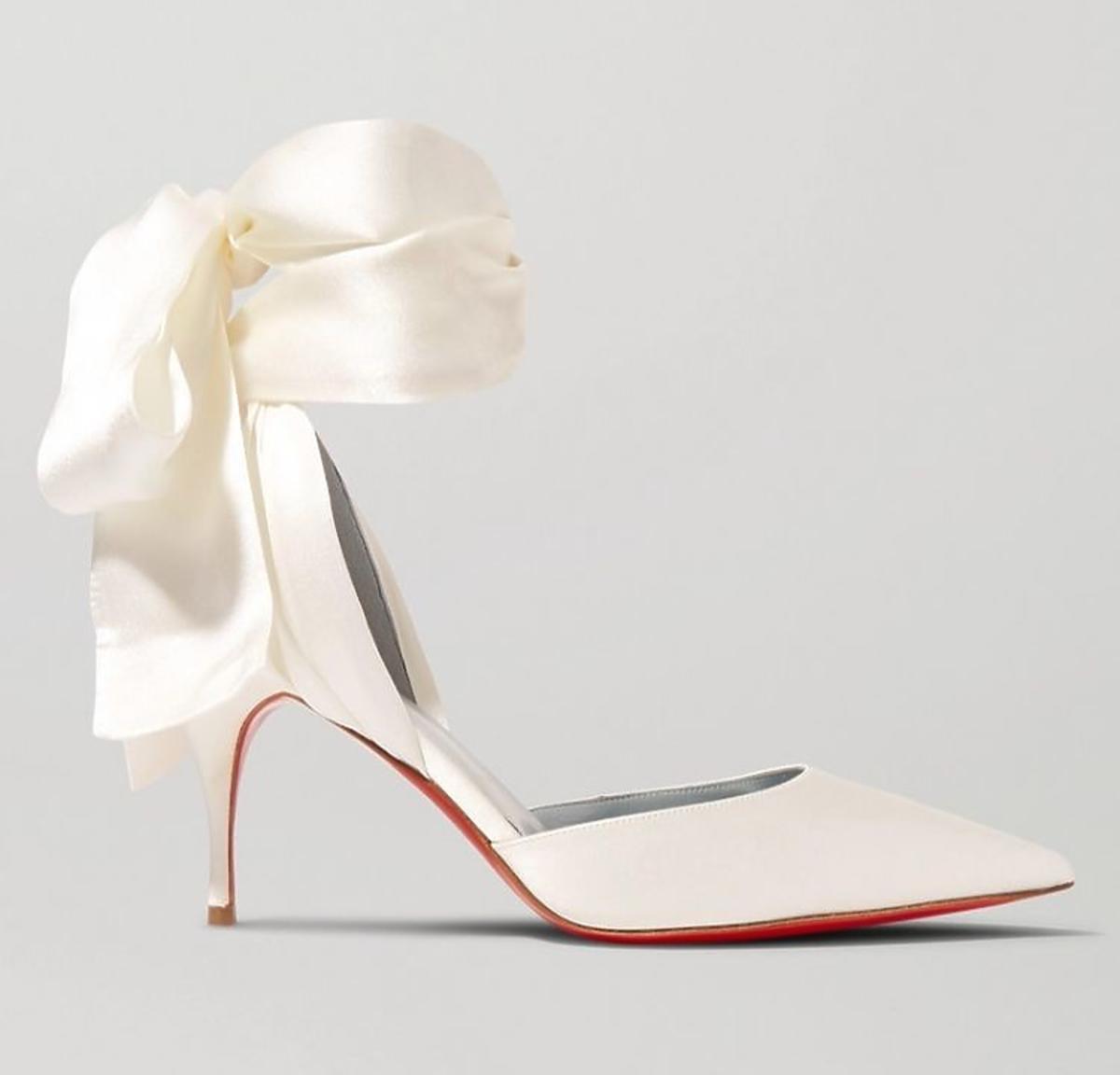 Buty ślubne trendy 2020-Christian Louboutin