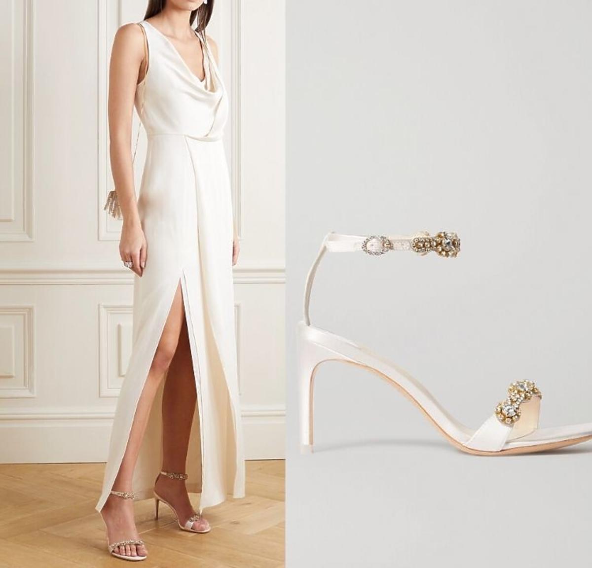 Buty ślubne trendy 2020-Sophia Webster