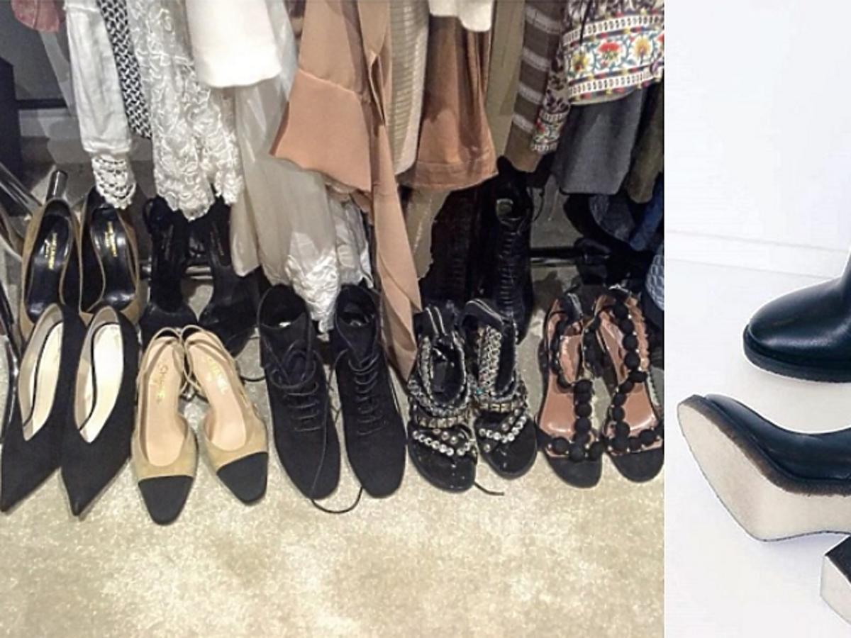 Buty w garderobie: botki, szpilki, sandały