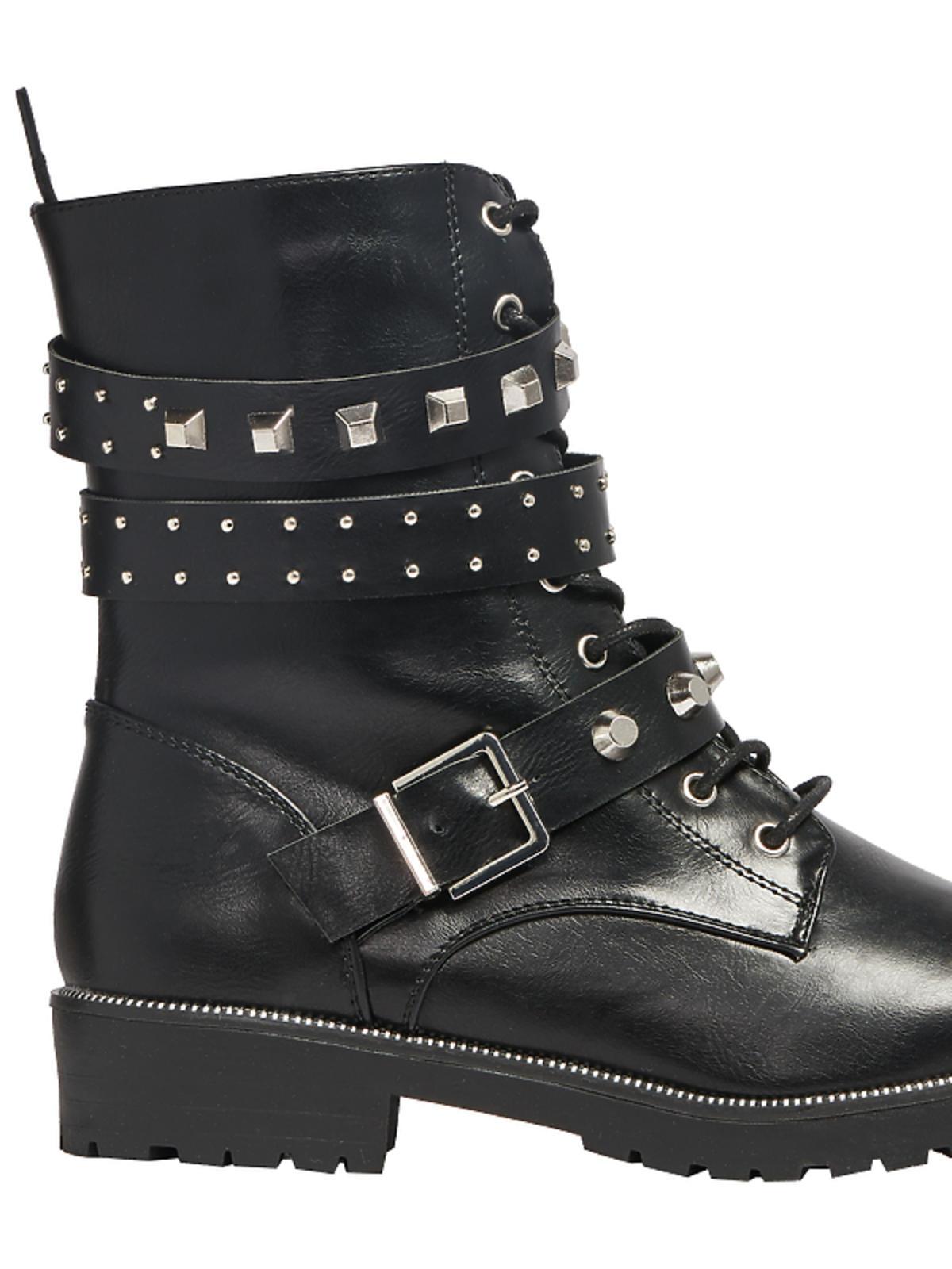 buty z klamerkami Sinsay
