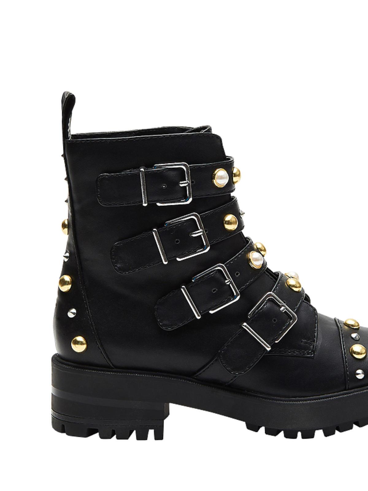 buty z klamrami Cropp