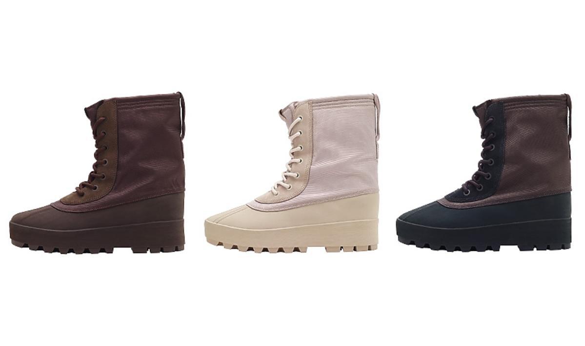 buty zaprojektowane prze Kanye West dla marki adidas