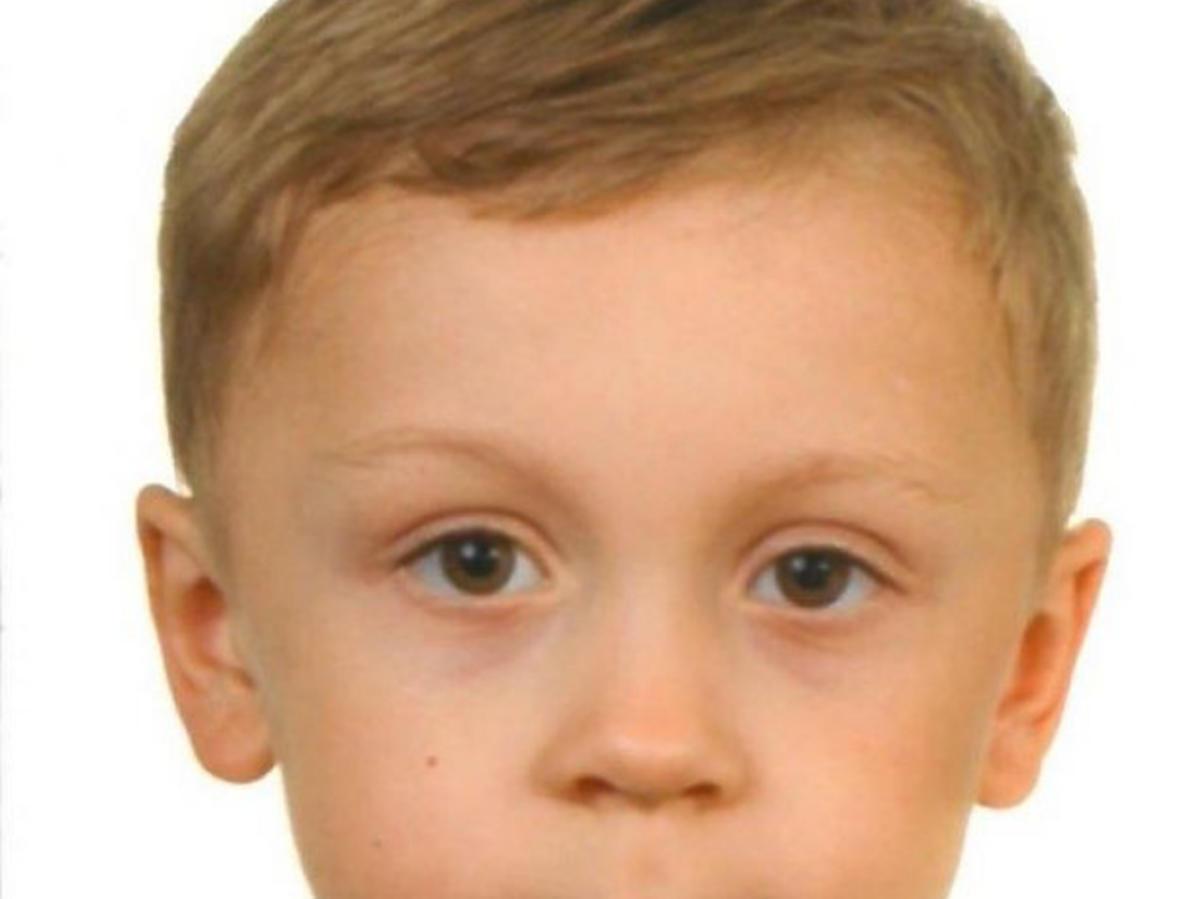 Cała Polska szuka 5-letniego Dawida Żukowskiego. Zdjęcie chłopca