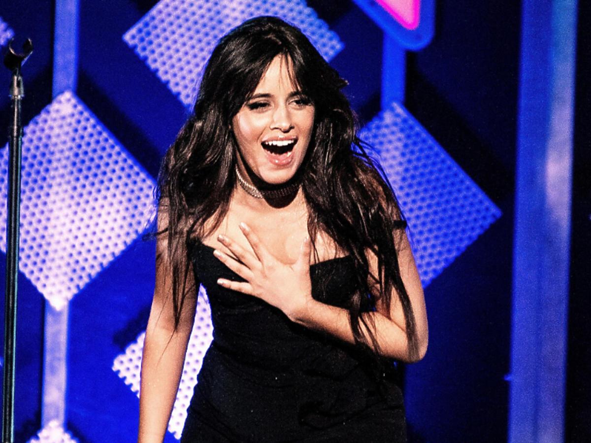 Camila Cabello na scenie