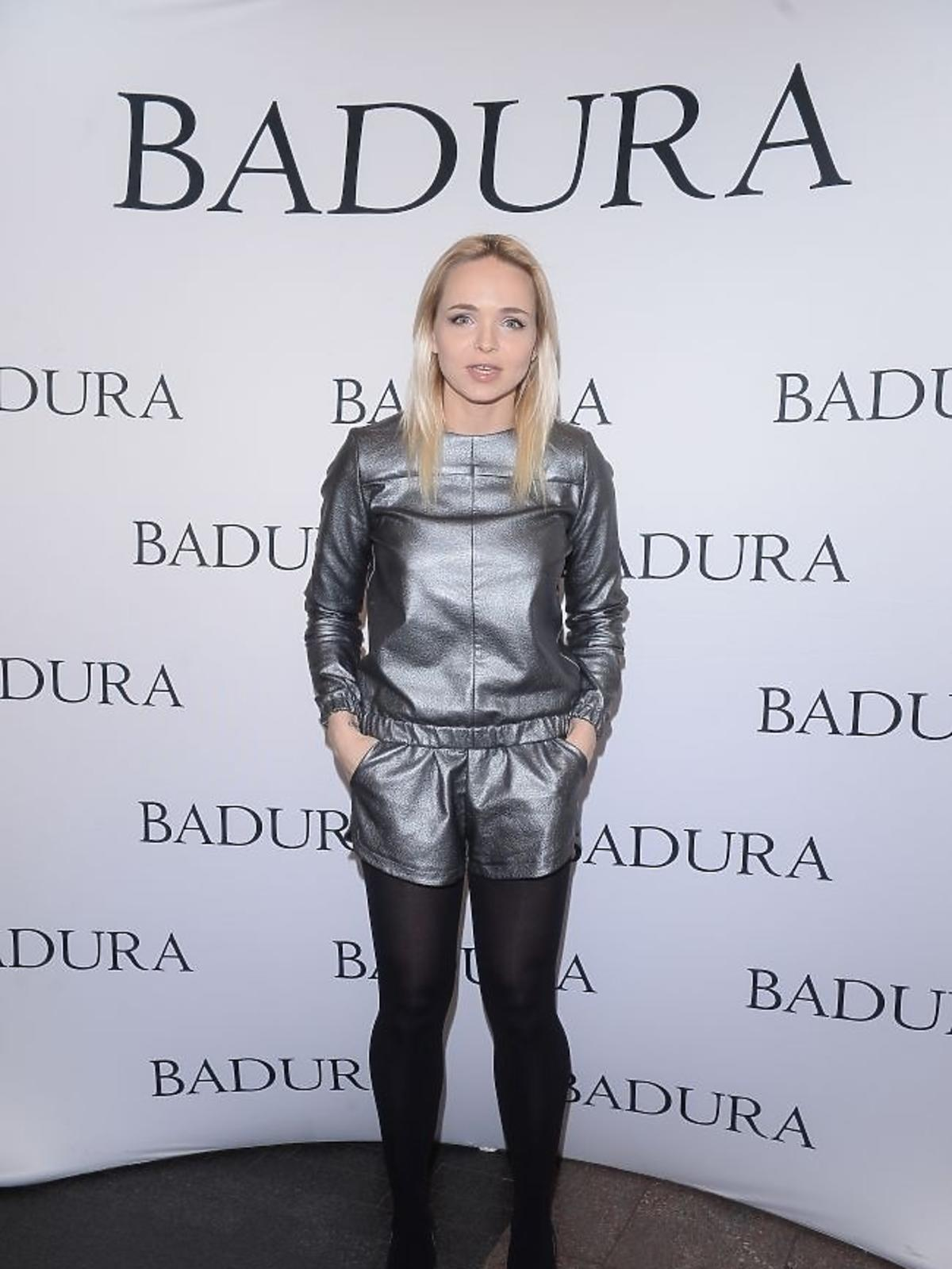 Candy Girl na prezentacji marki Badura