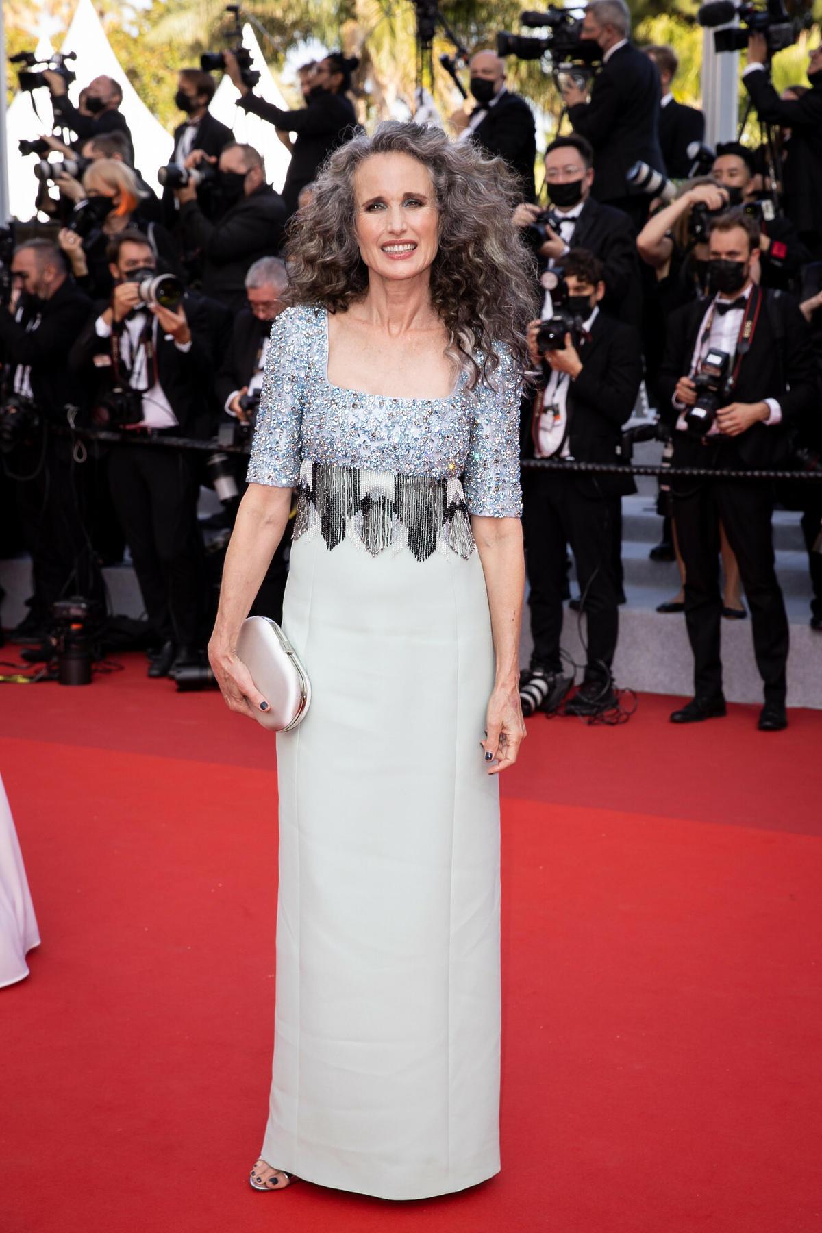 Cannes 2021: Andie MacDowell